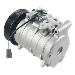 A/C Compressor for Honda Accord 03-07 L4 2.4L 38810RAAA01 38800RAAA014 Brand New