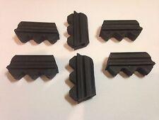 Esco Conical 45LKR Rubber Lock Ratchet Style (SET OF 6) Excavator Bucket Teeth