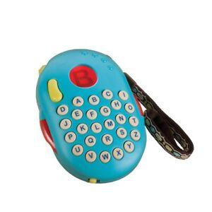 alphaberry b toys battat Teaches Kid The Alphabet Needs Batteries