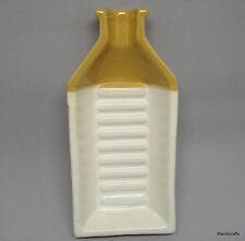 "Beauce Cigar Ashtray cb Figural Crock Jug 6"" Spoon Rest Art Pottery 1970s Canada"