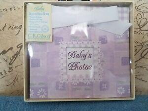 CR Gibson Baby Brag Book