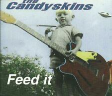 THE CANDYSKINS - FEED IT 1997 UK CD SINGLE