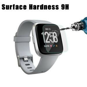 For Fitbit Versa watch Full 9H Cover Screen protective Film