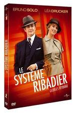 13878 // LE SYSTEME RIBADIER BRUNO SOLO LEA DRUCKER DVD NEUF SOUS BLISTER
