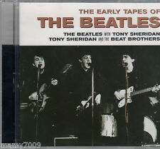 CD= THE BEATLES CD ALBUM THE EARLY TAPES OF THE BEATLES