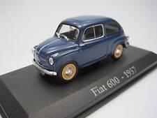 RBA Fiat 600 Seat  - IXO 1/43 cochesaescala