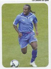N°337 WILSON ORUMA # NIGERIA AO KAVALA STICKER PANINI GREEK GREECE LEAGUE 2010