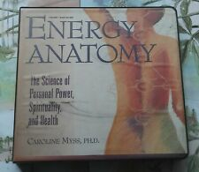Energy Anatomy The Science Of Personal Power, Spirituality, And Health 1996