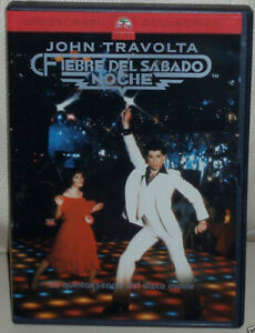 Saturday Fever Night DVD New Sealed Musical Cult (Sleeveless Open) R2