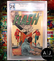 The Flash #123 PGX 2.5 (DC) HIGH RES PICTURES!