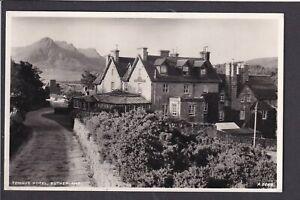Scotland - Sutherland Tongue Hotel 1955 RP Postcard - Pub J B White