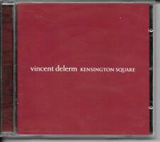 CD ALBUM 10 TITRES--VINCENT DELERM--KENSINGTON SQUARE--2004