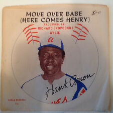 RICHARD POPCORN WYLIE - MOVE OVER BABE(HERE COMES HENRY) VOCAL AND INSTRUMENTAL