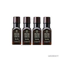 Skinfood Black Sugar Perfect First Serum 2X Essential 30ml*4pcs + Free gift!