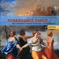 David Munrow - Renaissance Dance: Early Music Consort of London [New CD] Portuga