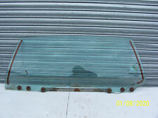 1984 1985 1986 1987 CUSTOM CRUISER TAILGATE WINDOW GLASS USED OEM OLDSMOBILE