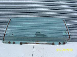 1984 1985 1986 1987 CUSTOM CRUISER TAILGATE WINDOW GLASS USED OEM OLDSMOBILE