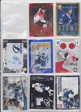 35 Card Washington Capitals Lot Ovechkin Brett Connolly Rookie Patch Autograph