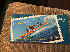 Hawaii -50th Anniversary Of Statehood. Commemorative envelope Special Limited Ed