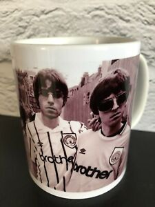 Oasis - Man City Mug