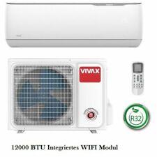 VIVAX Split Klimaanlage Inverter J Design 3,5 KW 12000 BTU R32 Integriertes WIFI