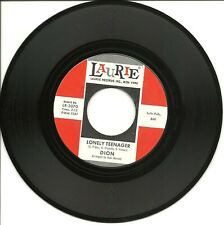 "Dion-Lonely Teenager/Little Miss Blue-45 RPM-7""-single-rock-doowop-vinyl-record"