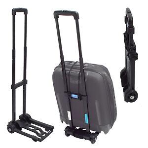 Koffertrolley klappbare Sackkarre Transport-Trolley Gepäckkarre Mini Koffer