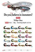 Neuf 2020 Rapala X-Rap Otus 17cm 40g XROU17 Predator Pêche Leurre Gamefish
