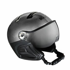 Kask - Elite Photo - Farbe: Carbon-Black - Größe: M (58 cm)