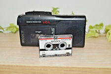 SONY CASSETTE COTDER M-527 POWER UP NOT WORKING 190913 with Type