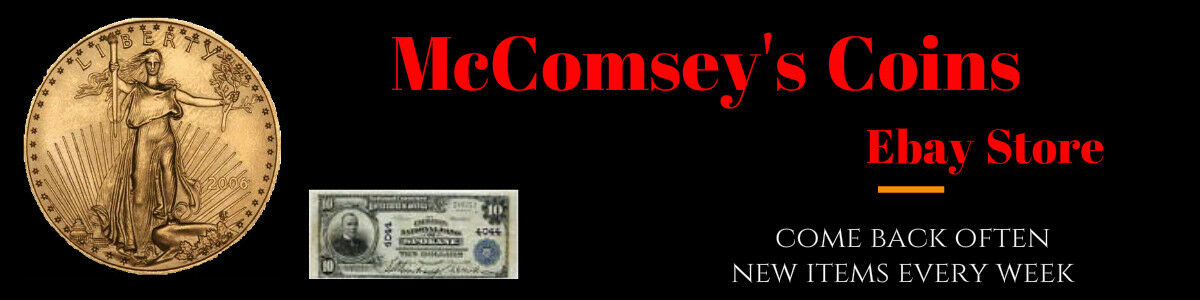 McComsey s Coins