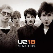 U2 (18 SINGLES - GREATEST HITS CD SEALED + FREE POST)