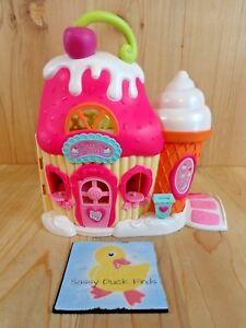 My Little Pony MLP SWEET SHOPPE Ice Cream Parlor Shop 2006 Ponyville Hasbro