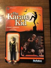 """Funko Reaction Karate Kid Johnny Lawrence 3.75"""" Action Figure"""