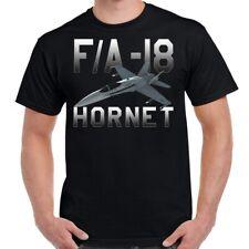 F-A-18 Hornet Custom Designed Men's T-Shirt