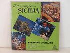 I'll Remember Sicilia Folklore Siciliano CETRA EP 0627 MICHELE VERSO ...