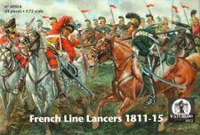 Waterloo 1815 1/72 Napoleonic French Line Lancers 1811-15 # AP054