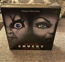 Sealed NECA Bride Of Chucky Ultimate Chucky & Tiffany Action Figure AUTHENTIC