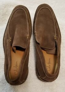 Cole haan nubuck loafer size us13