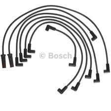 Spark Plug Wire Set fits 1986-1991 GMC Safari G1500,G2500 G1500,G2500,G3500  BOS