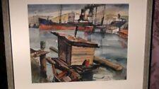 Realism 1900-1949 US Art Paintings