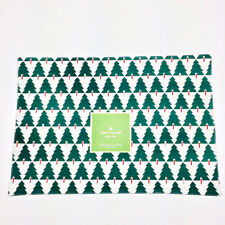 Kate Spade New York Christmas Spruce Street Cotton Placemats Set of 4