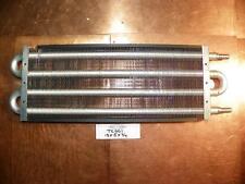 NOS Aluminum Transmission Oil Cooler Universal Hot Rod Gasser Diesel SCTA TC-001