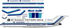 Eastern Boeing 727-200 decals for Minicraft 1/144 kit