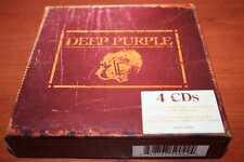 DEEP PURPLE On tour MCMXCIII ! BOX 4 CD VERY RARE SUPER STUTTGART & BIRMINGHAM
