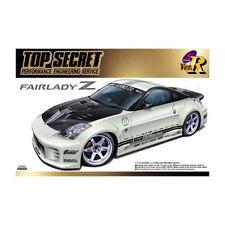 Aoshima 43028 1/24 Nissan Fairlady Z Z33 Top Secret Rare from Japan