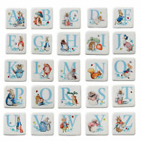 BEATRIX POTTER PETER RABBIT & FRIENDS BORDER FINE ARTS *ALPHABET LETTER MAGNETS*