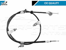 FOR TOYOTA AURIS REAR RIGHT OFF SIDE HAND BRAKE CABLE 2007- UK MODELS ONLY