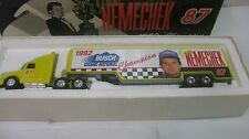 Nascar Joe Nemechek #87 Busch Champion Hauler 164 Scale Diecast Ertl 1993 dc1141