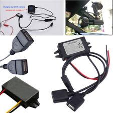 Nextbase 12v DC Dual USB Car Charger Hard Wire Mini Power Kit For Dash Cam DVR